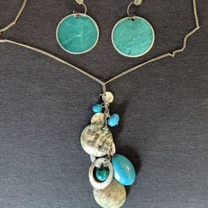 Costume jewelry set